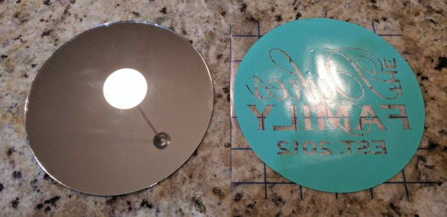 Glass Etching Gift Idea with EtchAll 3