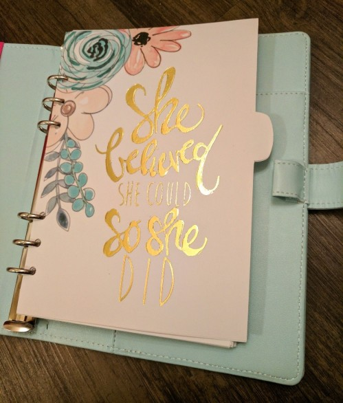 Adding Bling with DecoFoil and HTV7