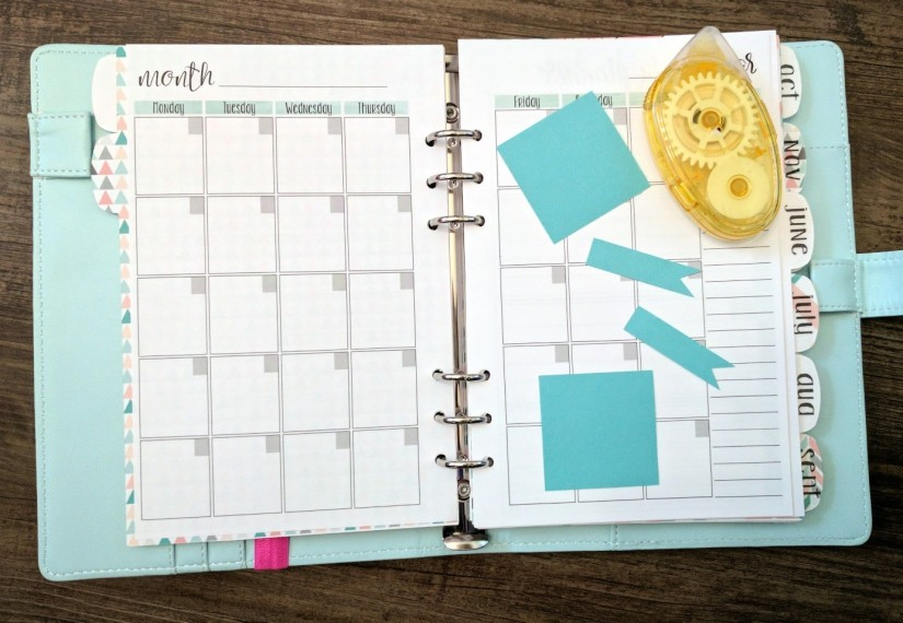 DIY Planner Notes and Flags6
